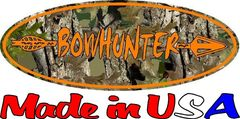 Ford Emblem Overlay Printed Graphic Camo BowHunter fits 1999-2004 F250-550