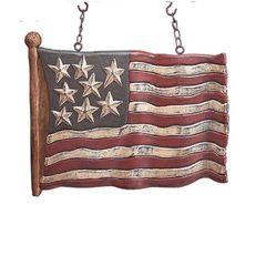 USA WAVING FLAG 8 STAR