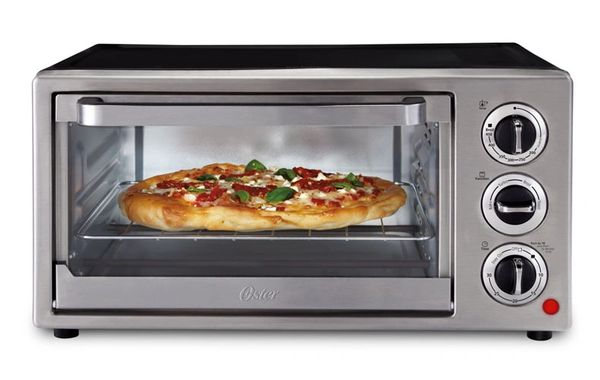 Oster Toaster Oven 6 Slice Stainless Steel Shams