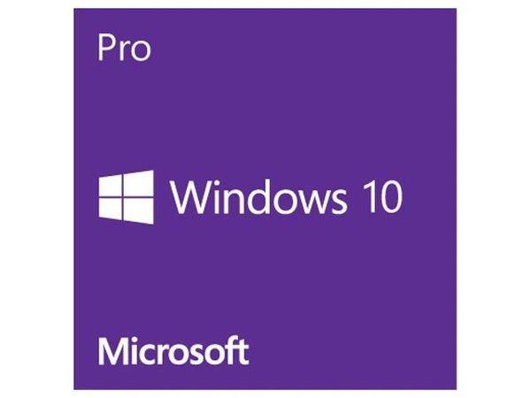 microsoft windows 10 pro, 32/64 bit on bootable usb flash drive with license key