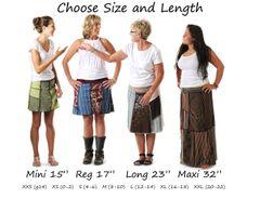 Build Your Juju Skirt