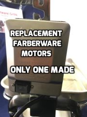 Brand New Farberware Aftermarket Rotisserie Replacement Motor original style 1