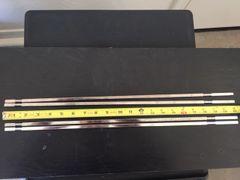 Farberware Spit Rod ((measure carefully ) no handle