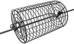 Round Rotisserie Basket