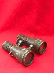 German army issue binoculars in nice condition,work partly found on the Somme battlefield