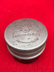 RARE original German Luftwaffe fuse discharger used on ariel bombs very nice condition still working with all original markings