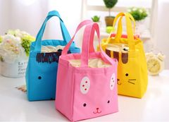 B002-Colorful little lunch bag