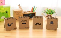 Men Style mini note pad