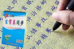 W004-Magical reusable Chinese workbooks