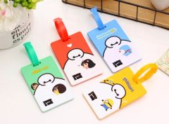 NT015-Cute Name Tag for luggage/backpack