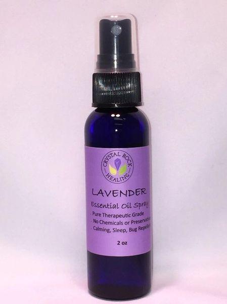 Crystal rock lavender essential oil spray 2 oz j a c for Northland motor oils lubricants
