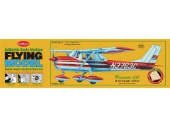 Guillow's Cessna 150 Balsa Wood Model Airplane Kit GUI-309LC