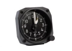Cockpit Style Desk Model Alarm Clock TRI-0106K