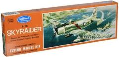 Guillow's Douglas A-1H Skyraider Balsa Wood Flying Model Kit GUI-904