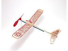 Guillow's Balsa Wood Flying Machine GUI-75