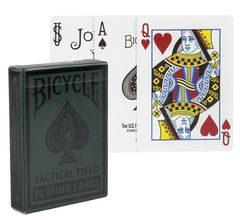 Tactical Field Playing Cards by Bicycle PC-1005144