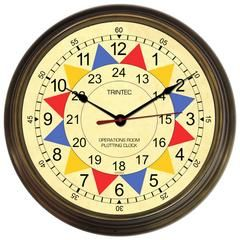 Operations Room Sector Clock MIS-0115