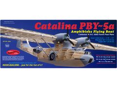 Guillow's Consolidated PBY Catalina Balsa Wood Model Airplane Kit GUI-2004