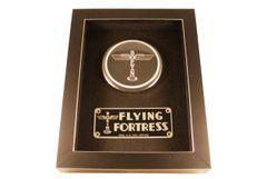 Boeing B-17 Flying Fortress Shadow Box ART-0107