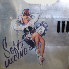 "Nose Art Panel- ""Soft Landing"" NAP-0113"