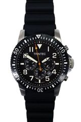 ZULU-01 Chronograph Watch by Trintec -- WAT-0101