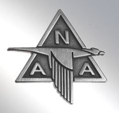 North American Aviation Lapel Pin BOE-0107