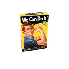Rosie the Riveter Playing Cards PC-0101