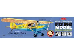 Guillow's Piper Super Cub 95 Balsa Wood Model Airplane Kit GUI-303
