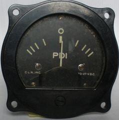 WWII Bombsight Pilot Director Indicator (PDI) Gauge INS-0107