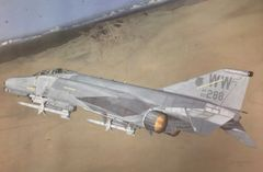F-4G Wild Weasels in Desert Storm ART-0103