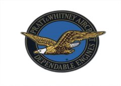 Pratt & Whitney Decal DEC-0106