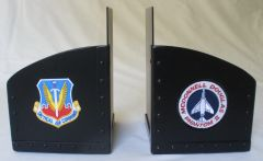 F-4 Phantom Jet Bookends, Tactical Air Command PI-0105