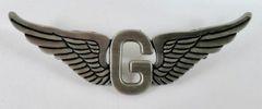 """US Army Aerial Gunner Wings, 2 5/8"""" WIN-0115"""