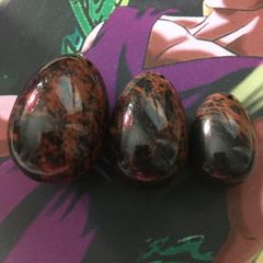 Mahogany Obsidian Small Set