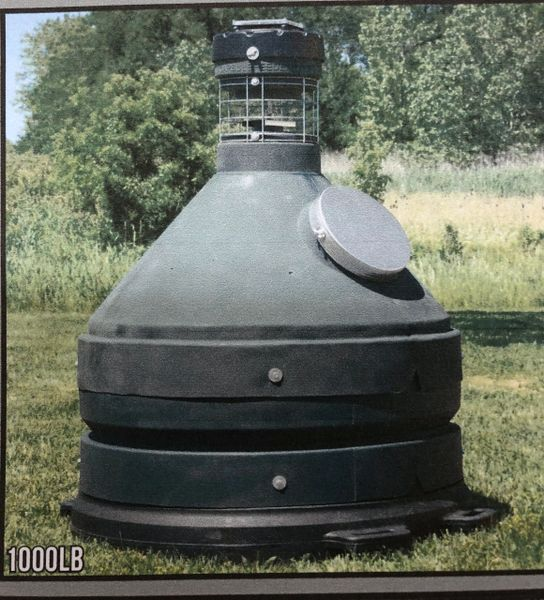 Cap 250 Capsule Feeder 250 Pound Kantex