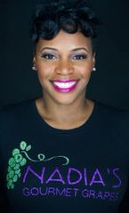 Signature NADIA's Gourmet Grapes T-shirt