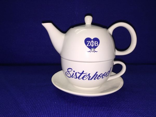 Centennial 2018 Year of Sisterhood English Teacup