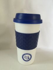 Royal & White Thermal Cup