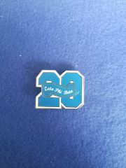 Zeta Phi Beta 20 Lapel Pin