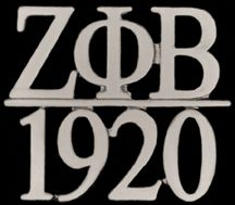 ZPB with 1920 lapel pin