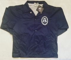 Amicette coaches jacket with embroidered patch - Youth large