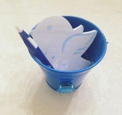 Zeta gift pail