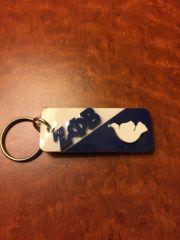 Split symbol keychain