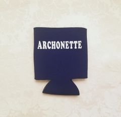 Archonette can koozie