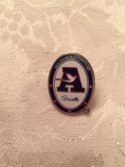 Amicette Youth Auxiliary lapel pin