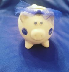 Boule' Fund Piggy Bank
