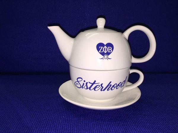 Year of Sisterhood English Teacup