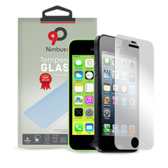 iPhone 5C/5S - Nimbus 9 Tempered Glass