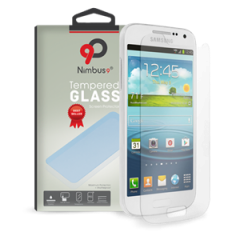 Galaxy S5 - Nimbus 9 Tempered Glass