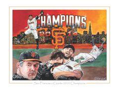 San Francisco Giants 2014 - Championship